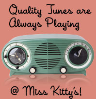 Quality Tunes are Always Playing at Miss Kittys Grape Escape!