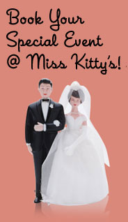 Book Your Special Event at Miss Kitty's Grape Escape Wine & Martini Bar in Galena IL